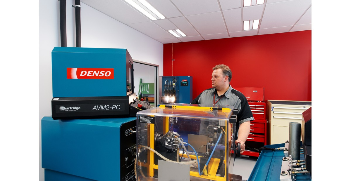 DENSO Remanufactured Diesel Pumps and Injectors
